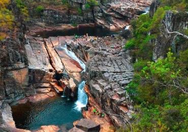 Com cachoeiras incríveis e entrada gratuita, a Trilha do Carrossel é inaugurada na Chapada dos Veadeiros