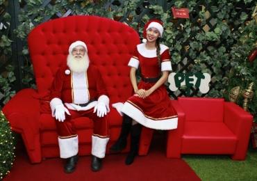 Shopping Bougainville traz a magia do Natal com decoração incrível e sorteio de um Jeep 0km