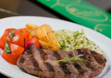 Brasília ganha restaurante com cardápio recheado de receitas saudáveis