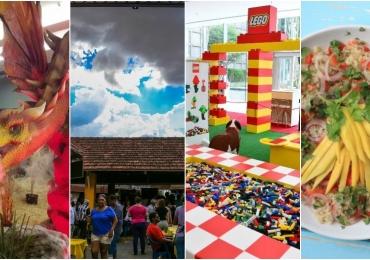 11 motivos para sair de casa neste final de semana em Goiânia