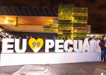 99 leva público da Pecuária para o backstage do Villa Mix Goiânia 2018