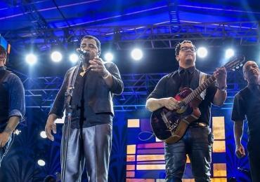 Raça Negra realiza show em Brasília dia 05 de outubro