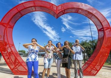 Conheça o projeto Adote uma Praça que acontece em Goiânia