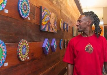 Artista Decy realiza exposição de grafite e suas cores com entrada gratuita em Goiânia
