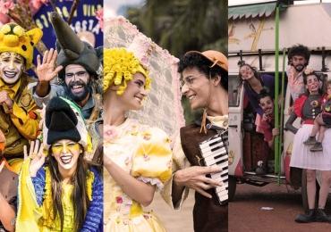 Confira a programação completa do Teatro Sesc Centro do mês de julho em Goiânia