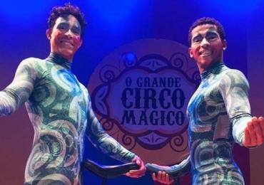 Domingo no Circo com O Grande Circo Mágico estréia em Goiânia