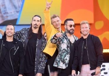 Backstreet Boys abre temporada de shows internacionais em Uberlândia  IL Divo, McFly, Lindsey Stirling, The Offspring e Pennywise estão confirmados para o primeiro semestre
