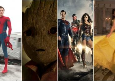 18 lançamentos que você não pode perder nos cinemas em 2017