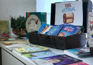 Campanha de doação de livros infantis acontece em Goiânia