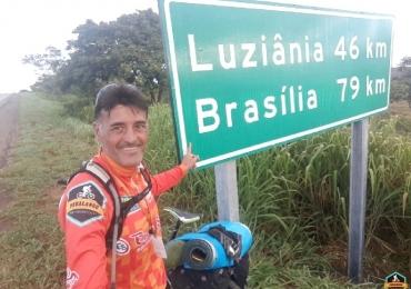 Projeto 'Pedalando por uma boa causa' chega em Goiânia com participação de Miguel Molina