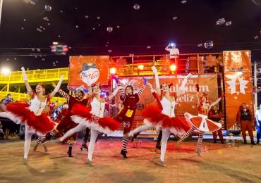 As Caravanas Iluminadas da Coca Cola invadem Brasília; confira a programação