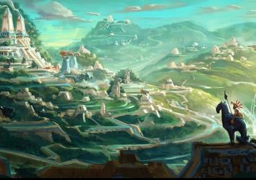 Netflix anuncia nova série sobre civilização Maia inspirada em 'Senhor dos Anéis'