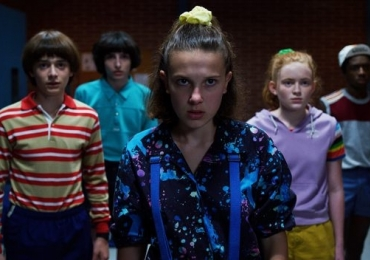 Netflix libera novo trailer de Stranger Things