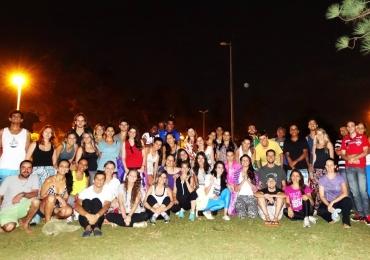 Parque do Sabiá, em Uberlândia, recebe Meditação da Lua Cheia nesta sexta