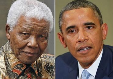 Barack Obama realiza a 16ª Palestra Anual de Nelson Mandela
