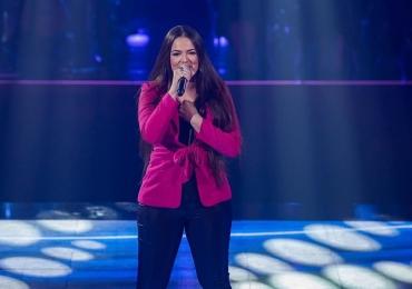 Goiana Bia Ferraz vence rodada de fogo no The Voice e jurado brinca: 'que nojenta'