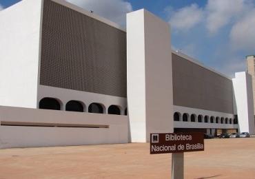 Biblioteca Nacional de Brasília reabre espaço reformado para visitantes