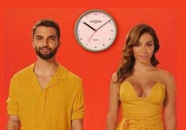 Silva e Anitta lançam clipe juntinhos para 'Fica Tudo Bem'