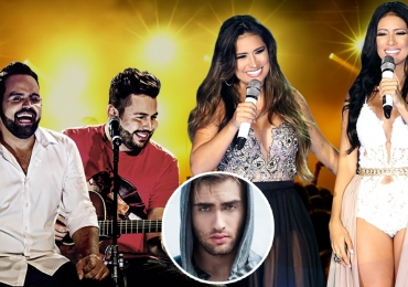 Simone e Simaria, Diego e Arnaldo e Dj Caik fazem show imperdível em Goiânia