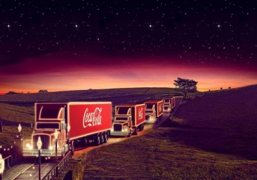 Goiânia não terá a tradicional Caravana da Coca-Cola no Natal 2017