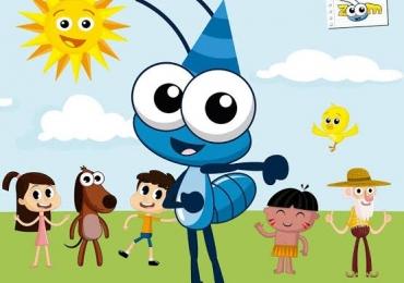 Personagem infantil anima a criançada em show gratuito em Taguatinga