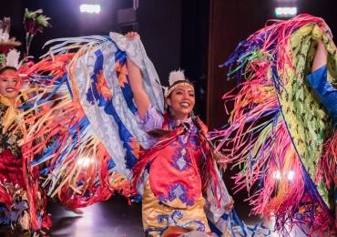 Grupo de Dança Living Legends, da Brigham Young University (BYU) faz show em Goiânia