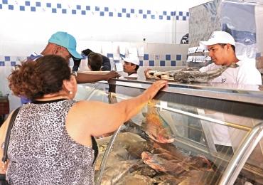 Procon encontra irregularidades em 41 peixarias de Goiânia
