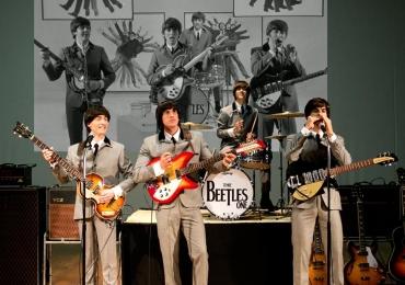 Uberaba recebe Beetles One, o melhor cover dos Beatles, no Teatro Sesi