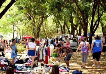 Com entrada gratuita, encontro de brechós em Brasília terá shows, churrasco e atividades radicais