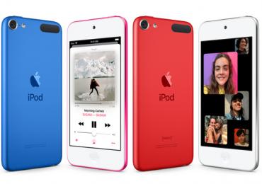 Apple anuncia novo iPod touch