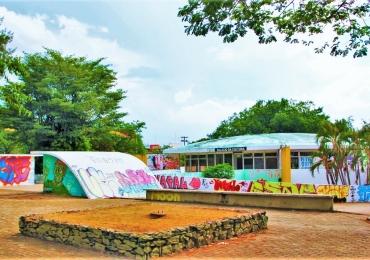 Praça Universitária vai ganhar revitalização com jardins de chuva, pista de skate e ateliê de escultura livre