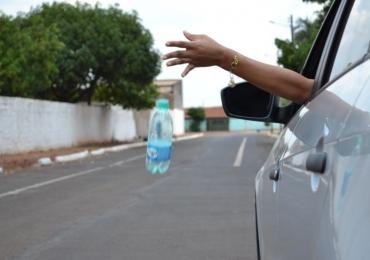 Agora é Lei! Quem jogar lixo nas ruas de Goiânia poderá ser multado