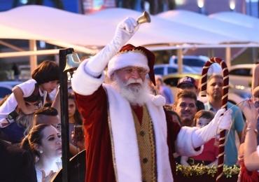 Shopping de Brasília recebe Papai Noel e espetáculo gratuito para a criançada