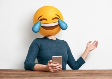 Emojis ganharam lugar de destaque em nosso coração