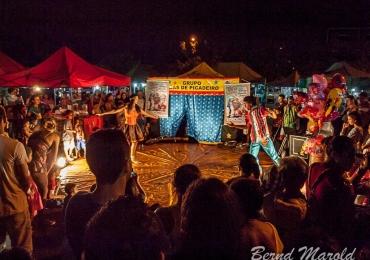 Série de espetáculos artísticos e circenses irá circular pelos bairros de Goiânia