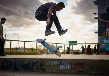 Goiânia recebe encontro de esportes radicais com skate, slackline, patins e entrada gratuita