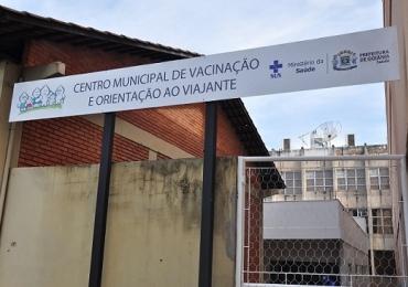 Prefeitura inaugura primeiro Centro Municipal de Vacinação em Goiânia