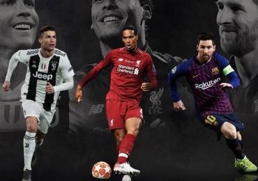 Zagueiro supera Messi e Cristiano Ronaldo e é eleito o melhor jogador da Europa