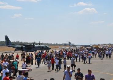 Portões Abertos da Base Aérea de Anápolis terá um dia de visitação ao público com entrada gratuita