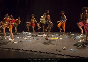 Grupo de teatro mineiro volta a se apresentar em Brasília
