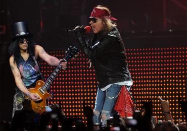 Guns N' Roses fará show em Brasília em novembro deste ano