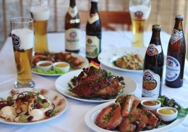 Festival de culinária alemã em Brasília