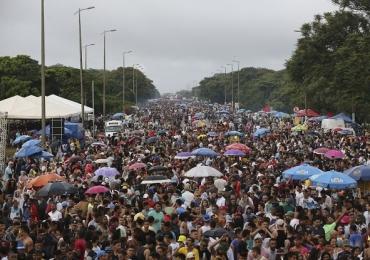 Famoso bloco de carnaval de Brasília promove festa de fim de ano