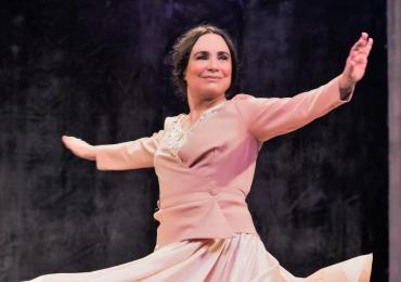 Regina Duarte desembarca em Goiânia com espetáculo 'A Volta ao Lar', texto do Nobel de Literatura Harold Pinter