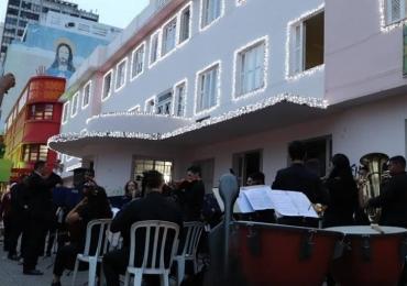 Grande Hotel tem 'Serenata de Natal' com apresentações diárias em Goiânia