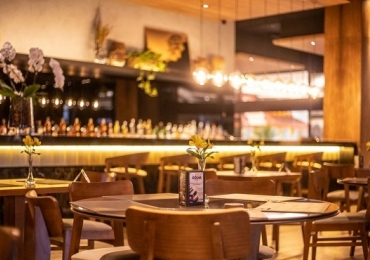 10 restaurantes modernos e requintados em Uberlândia que combinam charme e elegância na cozinha