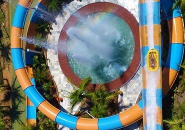 Maior montanha-russa aquática do mundo será construída a poucas horas de Uberaba