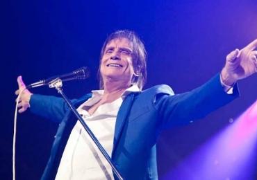 Roberto Carlos faz show no Rio de Janeiro