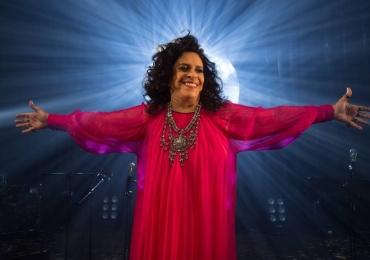 Gal Costa faz show em Uberlândia