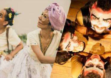 Teatro Destinatário apresenta 'Tranças' e 'Quecosô, Oncotô, Oncovô' em Goiânia